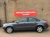 VOLVO S40 S 16v (08) FULL SERVICE HISTORY, MOT MARCH 19, WARRANTY NOT GOLF INSIGNIA PASSAT MONDEO