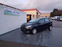 2012 FORD FIESTA 1,4 TDCI EGDE £20 ROAD TAX