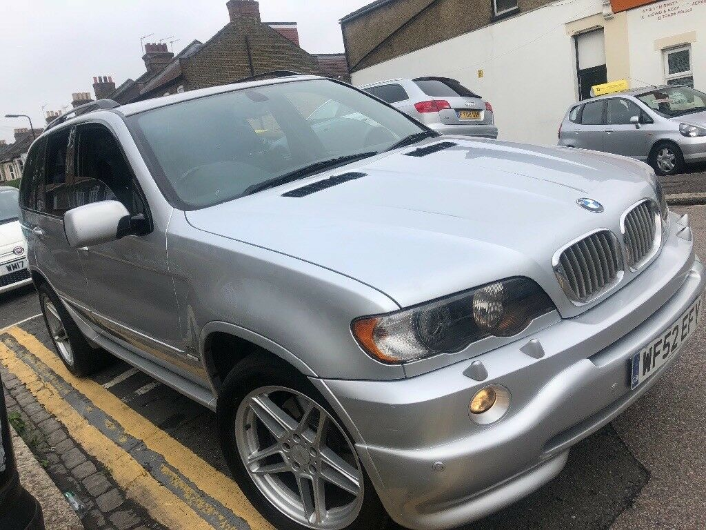 Bmw X5 4 4 Sport 2002 52 Ac Schnitzer Low Mileage Full History New Mot In Leyton London Gumtree