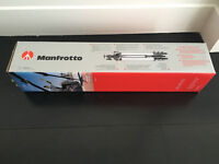Manfrotto MK393PD Photo Short Tripod Kit, With Bag, Brand New In Box