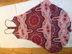 Cute beach/summer dress size M