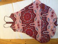 Cute beach/summer dress size M