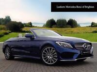 Mercedes-Benz C Class C 220 D AMG LINE PREMIUM PLUS 2017-04-20