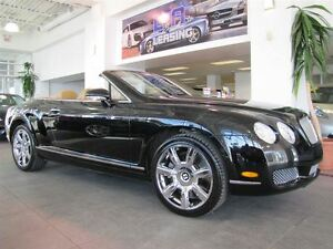 2008 Bentley Continental GTC L@@K BAS MILEAGE  *$895*