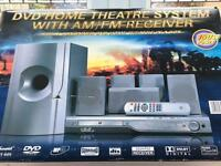 DVD home theatre surround system