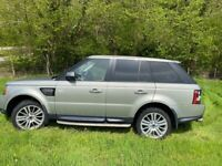 Land Rover, RANGE ROVER SPORT, Estate, 2011 absolutely immaculate , Semi-Auto, 2993 (cc), 5 doors