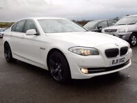 2011 bmw 520d SE manual, motd august 2018, full history excellent example all cards welcome