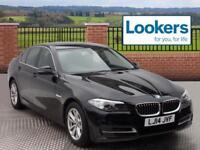 BMW 5 Series 518D SE (black) 2014-07-01