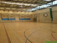 FUTSAL Players Wanted! Must be available 6PM THUSRDAYS @ E1 2JP – NEAR SHADWELL DLR STATION