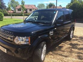 Land Rover Discovery 4 SUV (2009 - 2011) 3.0 TD V6 HSE 4x4 5dr - stunning example