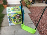 Quadpod 4-in-1 swing seat (6 months to 8 years)