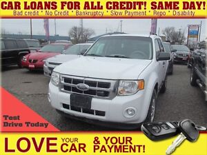 2009 Ford Escape XLT * AWD * AUTO LOANS FOR ALL CREDIT