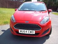 FORD FIESTA STYLE 2014 (64 plate) 1.25cc