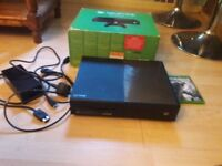 XBox One 500GB. No controller