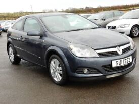 2008 vauxhall astra 1.7 diesel sxi with only 72000 miles, motd june 2018