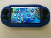 Ps vita + 3 games and 8gb memory card