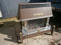 BAXI BERMUDA LPG CALOR GAS FIRE / BOILER HEATING SYSTEM IN YEOVIL