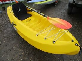 ocean kayak frenzy package