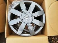 Megane rs wheels 18 inche