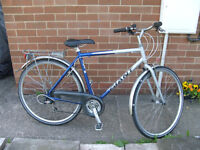 Giant Explorer bike, Good used condition.. £60 or may swap for old vintage pushbike to restore.