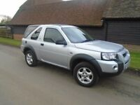 LAND ROVER FREELANDER - RECENT SERVICE AND RE-MAP