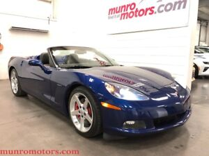 2005 Chevrolet Corvette 1SB Polished Wheels Power Top Automatic