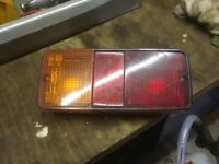 Ford rear light unit
