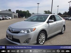 2014 Toyota Camry Hybrid XLE | ONE OWNER | LOCAL VEHICLE |