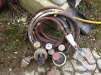 Oxy / Acetylene welding / brazing kit