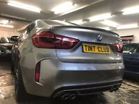 Lifetime Warranty- Window tinting- Tint Club- Car Window Tints From £69 and Car Wraps From £599