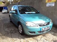 2004, Vauxhall Corsa Design twinport, only 53000 miles, call: 07340962828