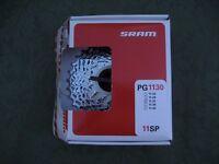 Brand new unused SRAM 1130 11 speed 11-32 tooth cassette