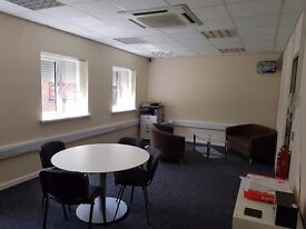 Office space for up to 4 people in Llansamlet