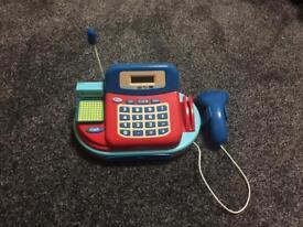 Cash point toy