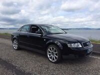 AUDI A4 1.9 TDI DIESEL 5 DOOR SALOON LONG MOT GREAT MPG