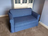 Ikea Hagalund double sofa bed