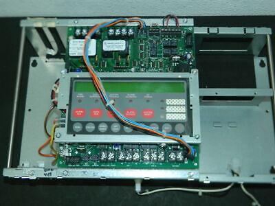 Simplex 565-737 Sfio True Alarm 4010 Fire System W Keypad Rack Transformer