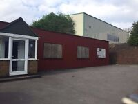 **A3 & A5 LICENSED // COMMERCIAL PROPERTY AVAILABLE IN DUDLEY**
