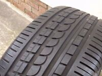 "Bargain 225 50 17"" Pirelli P Zero 7mm Part Worn Tyre"
