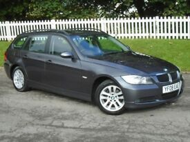 2008 (08) BMW 3 Series 2.0 318i ES Touring |FULL HISTORY | MAY 2018 MOT | HPI CLEAR |PANORAMIC ROOF
