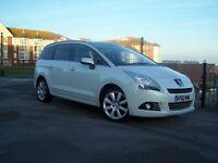 2012 (62) Peugeot 5008 Allure HDi EGC