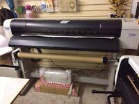 Wide format printer - Mutoh Valuejet 1304