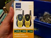 Binatone Latitude CB 2 way radio