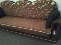 3 seater sofa settee Large