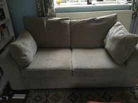 Here is our Sofa for sale, no marks ,very comfortable ,Pick up only