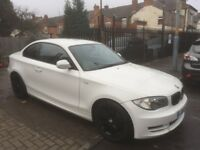 2010 BMW 1 Series 2.0 118d SE 2dr ** ONLY 2 FORMER KEEPERS FROM NEW ** GLACIER WHITE ** 2 KEYS ** PX