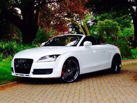 Audi tt 3.2 convertible