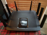 Linksys EA9500 AC5400 Tri-Band Wi-Fi Router with Mu-MIMO