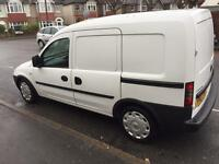Vauxhall combo 1.3 07 plate for sale - urgent!