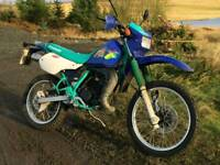 Kawasaki Kmx125 125cc very good condition, mot'd 1 year